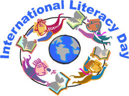 Celebrate International Literacy Day!