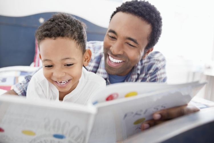 Don't stop Reading books to your Children.