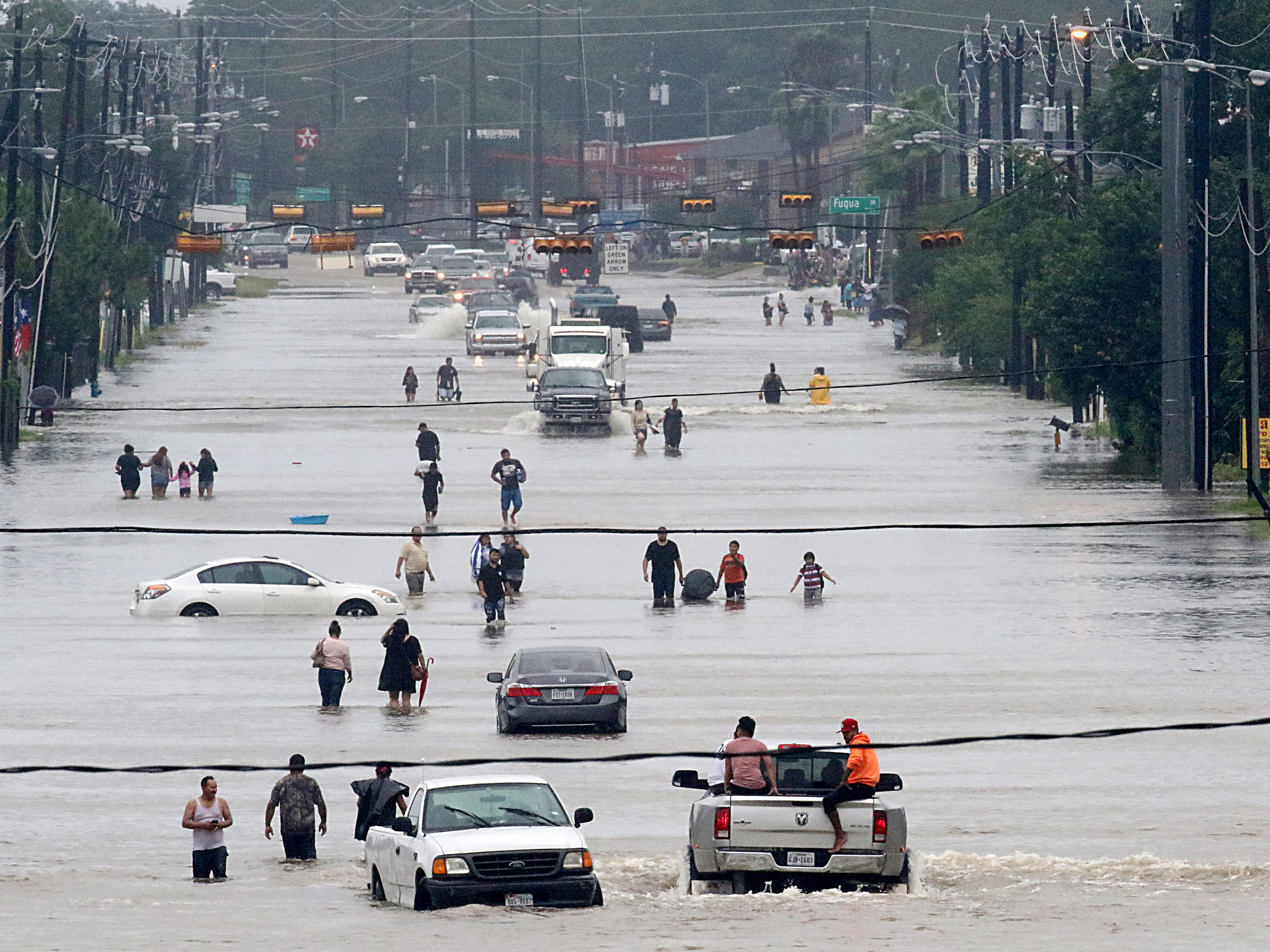 Hurricane Harvey Help: Long-Term Disaster Requires Long-Term Giving
